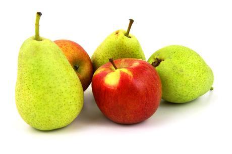 Peras con peras, y manzanas con manzanas