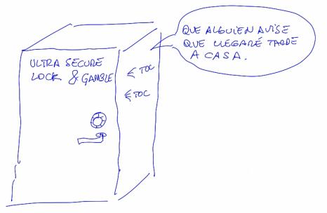 Analista encerrado